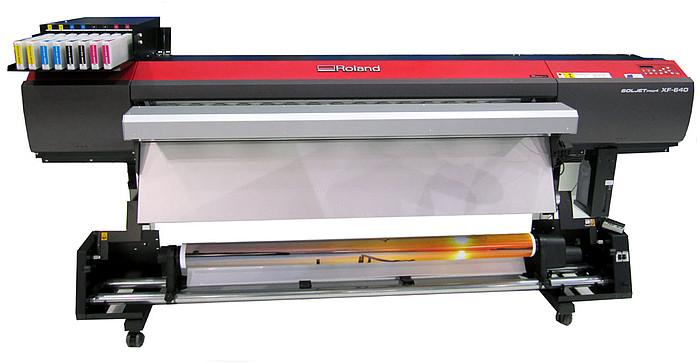 Plotter Roland XF-640