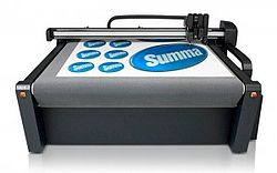 Summa  F Series F1612 plotter da taglio in piano